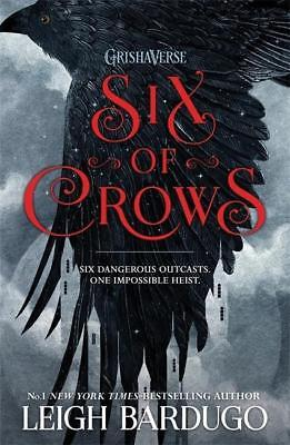 Leigh Bardugo Six of Crows