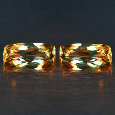1.58Cts~Flawless Matching Pair~100 % NATURAL COLOR CHANGE  DIASPORE_TURKEY