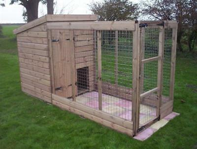 Dog Kennel And Run 4 4 Quot Tall Price From 163 295 163 295 00