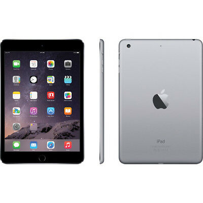 Apple iPad mini 1st Gen 16GB Wi-Fi 7.9in Space Grey 12 Month Warranty A Grade