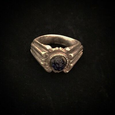 "Ancient Roman Cupid Ring ""Silver"""