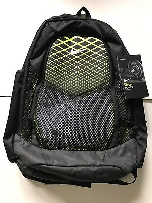 ... Nike Vapor Power Laptop Backpack BlackVolt New With Tags BA5479-010  competitive price 6b4fa 4bb9c ... d752f52d06