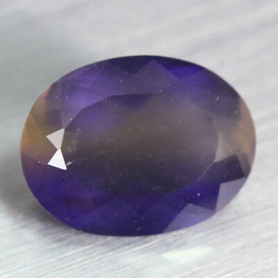 4.940 Ct Ultra Rare Best Grade Unheated 100% Natural Super Blue Iolite Gem !!!