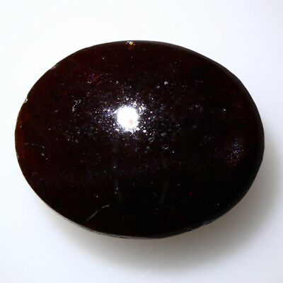 8.180 Ct Exclusive Brilliant! 100% Natural Top Red Garnet Star Unheated Cab !!!