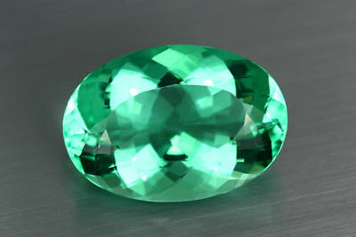 58.610 Ct UNIQUE RARE 100% NATURAL ULTRA-RARE GREEN FLUORITE AFGHANISTHAN GEM!!