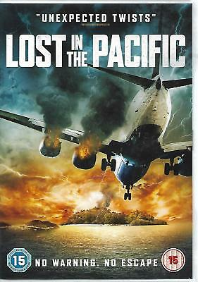 Lost In The Pacific DVD 2018 Brandon Routh
