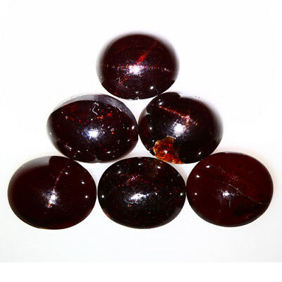 35.280 Ct Exclusive Brilliant! 100% Natural Top Red Garnet Star Unheated Cab !!!