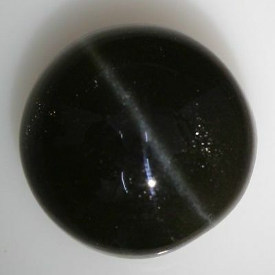 12.580 Ct Unique Rare Collection 100 % Natural Spectrolite Cat's Eye India Mine