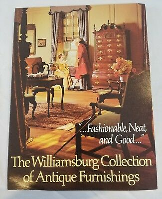 Williamsburg Collection of Antique Furnishings - New