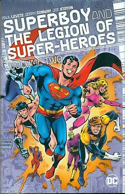 Superboy and the Legion of Super-Heroes HC Volume Two