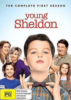 Young Sheldon: Season 1 - DVD Region 4 Free Shipping!