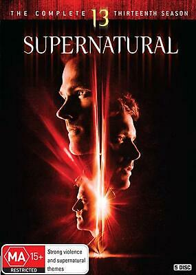 Supernatural: Season 13 - DVD Region 4 Free Shipping!