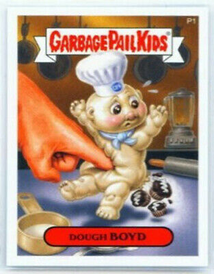 Garbage Pail Kids Series 7 2007 Topps Promo Card P1 Dough Boyd