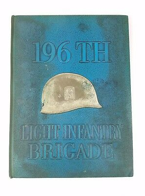 History of 196th Light Infantry Brigade Army 1965 -  1966 Pembrooke