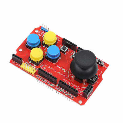 Gamepads Joystick Shield for Arduino Simulated Keyboard And Mouse