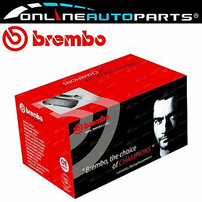 Brembo Front Disc Brake Pads suits Holden Captiva CG SX 2006 to 2018