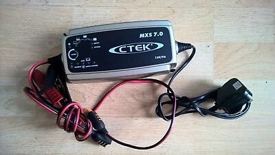 Ctek Mxs 7.0 Pro Battery Charger
