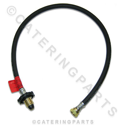 Lpg Hose Hand Tight Wheel Quick Fit Pol W20 Pig Tail Gas Pipe Bottle Connecting
