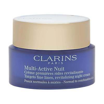 Clarins 50ml Multi Active Night Revitalizing Night Cream (Normal/Combination)