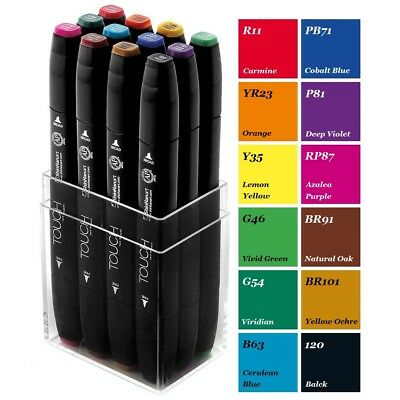 ShinHan Touch Twin Marker Main Color