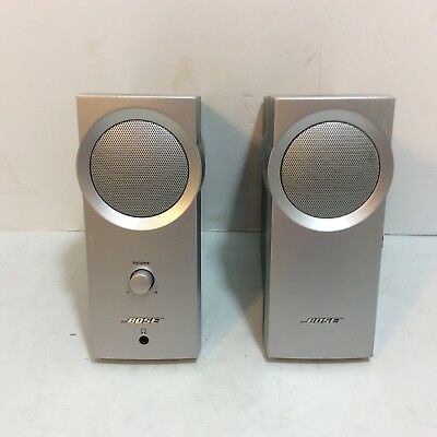 Bose Companion 2 Series II Computer Speaker Multimedia Speaker System Tested