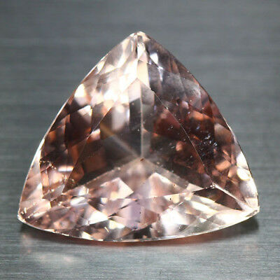 13.35 CTS_UNIQUE HI-END COLLECTION_100 % NATURAL UNHEATED Peach Pink MORGANITE