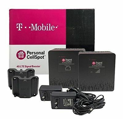 T-Mobile Personal Cellspot NXT CEL-FI-D32-24 4G Lte Signal Booster