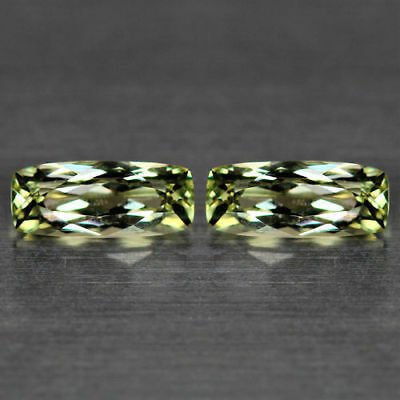 3.04Cts_Flawless_Matching Pair_100 % NATURAL COLOR CHANGE DIASPORE_TURKEY