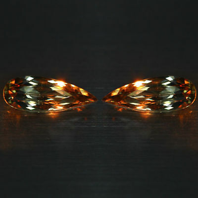 2.35 Cts_Flawless_Matching Pair_100 % NATURAL COLOR CHANGE  DIASPORE_TURKEY
