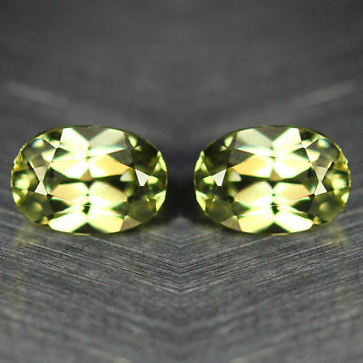 1.24 Cts_WOW ! FLAWLESS_MATCHING PAIR_100 % NATURAL COLOR CHANGE DIASPORE_TURKEY