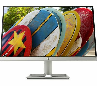 """HP 22fw Full HD 21.5"""" IPS LCD Monitor - White - Currys"""