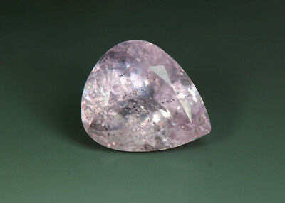 30.22 Cts_Unique Rare Hi-End Collection_100 % Natural Unheated Pink Morganite