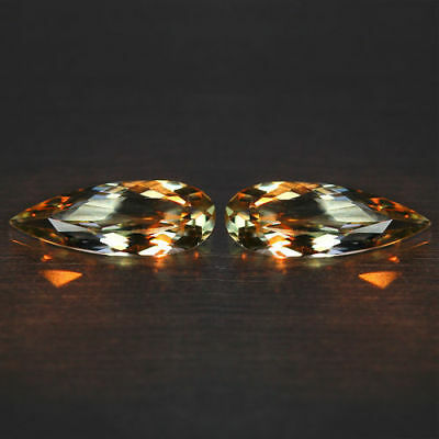 2.78Cts_Flawless_Matching Pair_100 % NATURAL COLOR CHANGE  DIASPORE_TURKEY