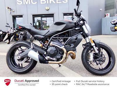 2018 Ducati Monster 797+ - NATIONWIDE DELIVERY AVAILABLE