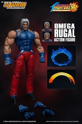 Storm Collectibles 1/12 - King of Fighters '98: Omega Rugal [PRE-ORDER]