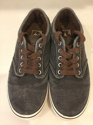 68734621e82 VANS ATWOOD DELUXE Ultra Cush Sneaker Shoes Mens Size 13 NEW Grey ...