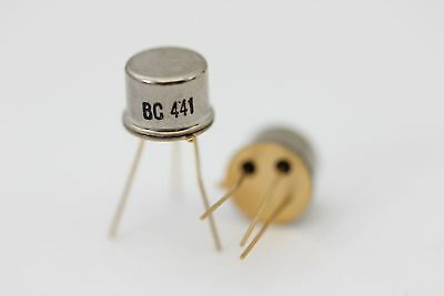 BC414 TRANSISTOR NOS( New Old Stock ) 1PC. C93U24F270114