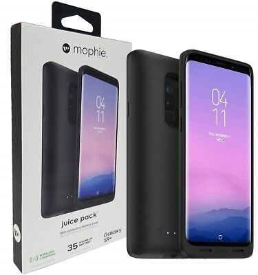 NEW OEM MOPHIE JUICE PACK - SAMSUNG GALAXY S9 & S9 Plus + WIRELESS CHARGING