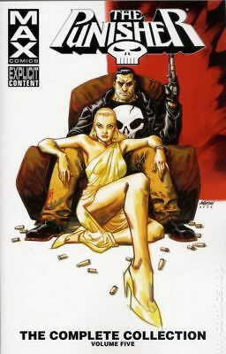 Punisher Max TPB (2016- Marvel) The Complete Collection #5-1ST 2017 NM