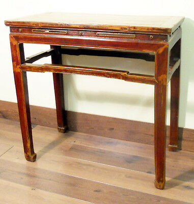 Antique Chinese Ming Painting Table (5197), Circa 1800-1849