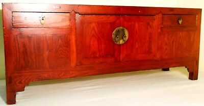 Antique Chinese Ming Cabinet  (2781), Circa 1800-1849