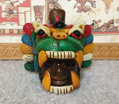 Great Beautiful Whistle Sound of Snarling of Jaguar, Handmade, Mexican art, Clay