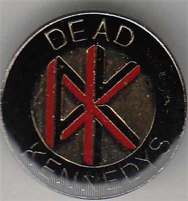 Dead Kennedys Cap Pin