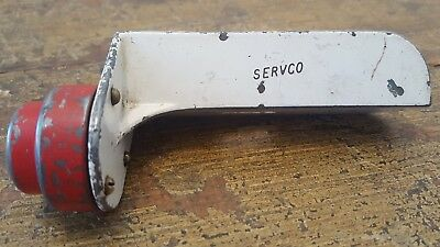 Vintage SERVCO Level Post Corner Mount BUBBLE intact