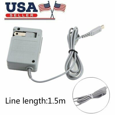 AC Adapter Travel Home Wall Charger Power Cord For Nintendo DSi 3DS 3DSXL LL NEW