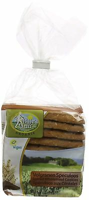 Billy'S Farm Organic Spiced Wholemeal Cookies 230G (6 Pack)