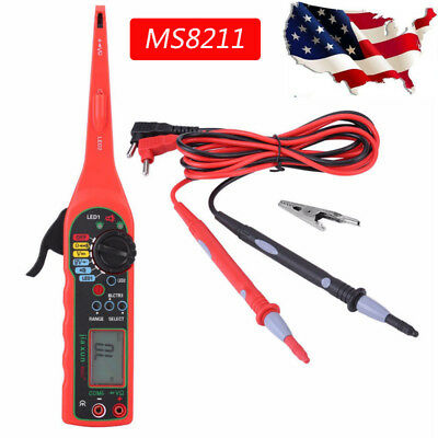 Electric Multi-function MS8211 Power Auto Circuit Tester Car Diagnostics Pencil