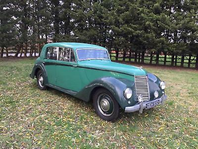 1950 Armstrong Siddeley Whitley