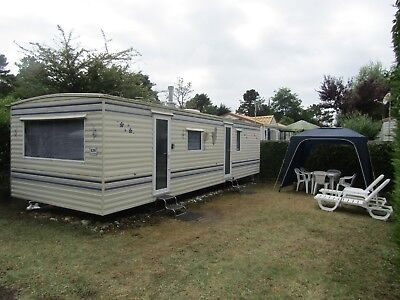 Vendee France -2 Bed Home To Let - 4* Les Amiaux Holiday Park - July 6/13 **£225