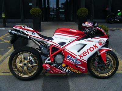 Ducati 1098 - Just 1000 Miles From New - Look !!